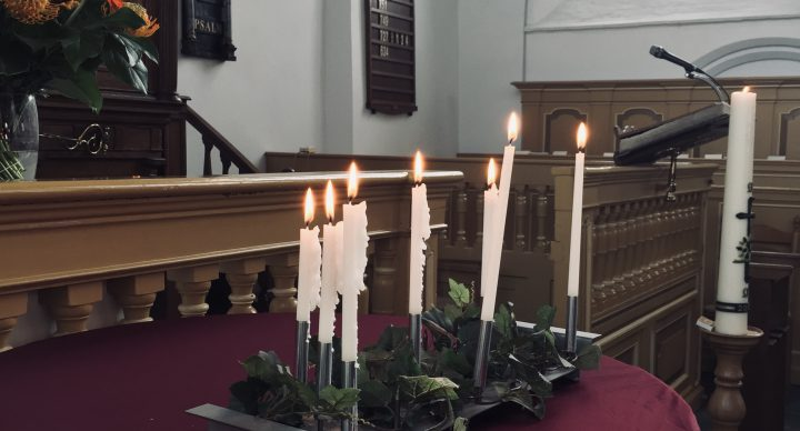 Gedachtenisdienst 24 november