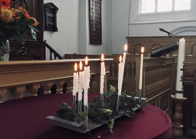 Gedachtenisdienst 25 november 2018