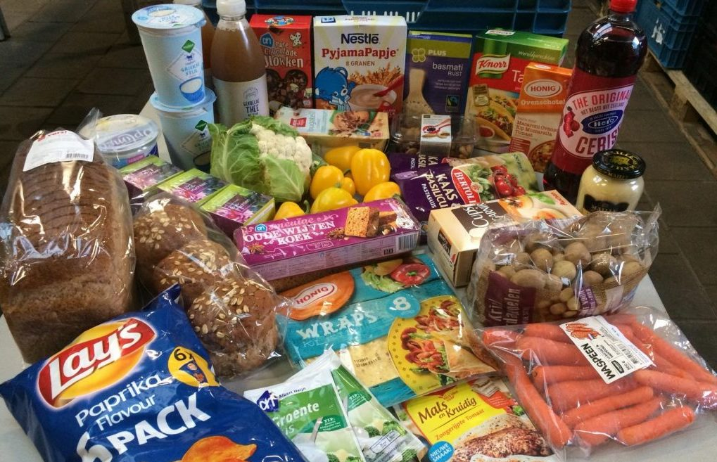Actieweekend voor Voedselbank Delft